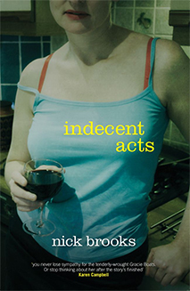 Indecent Acts by Nick Brooks cover image
